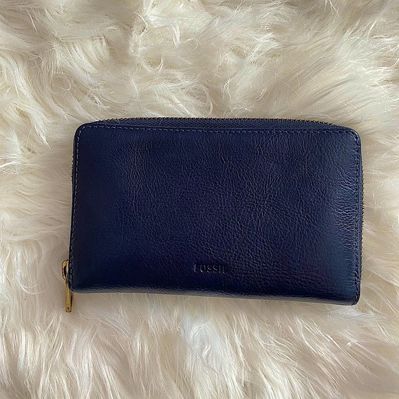 🌟💙 New Fossil Wallet